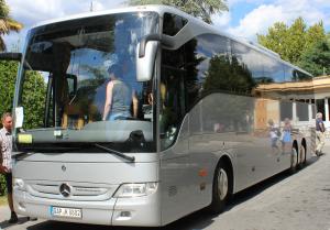 Bus vorne