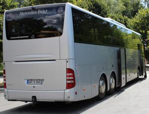 Bus rechts