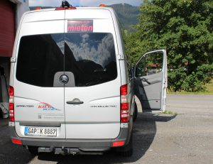 Sprinter Daimler Benz