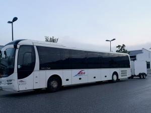 Unser MAN-Bus
